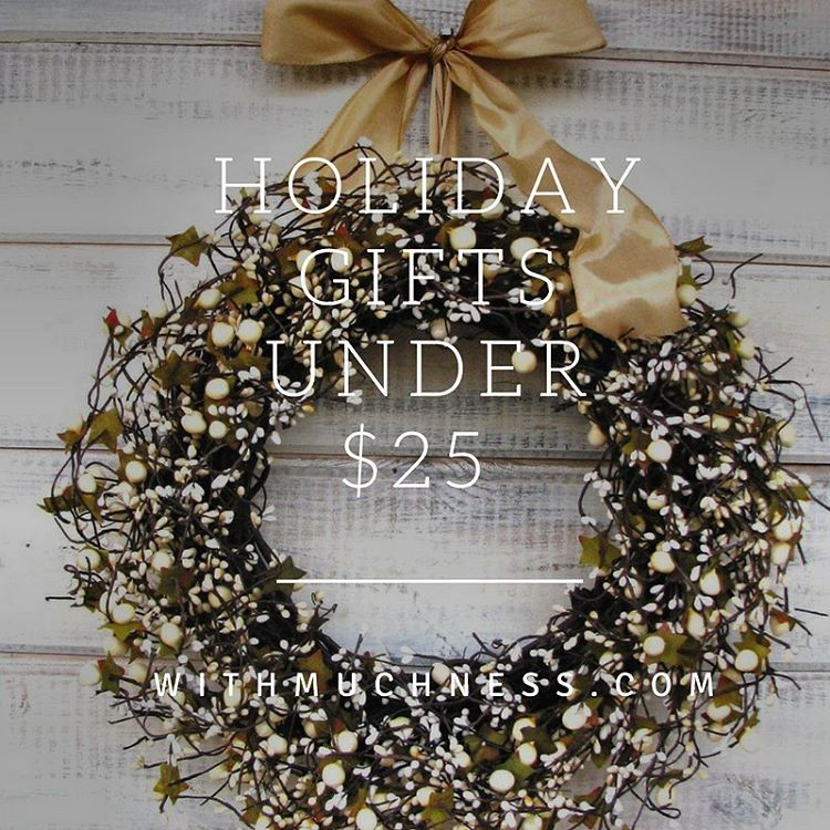 Need help with your holiday shopping? Sharing a budget friendlyhellip